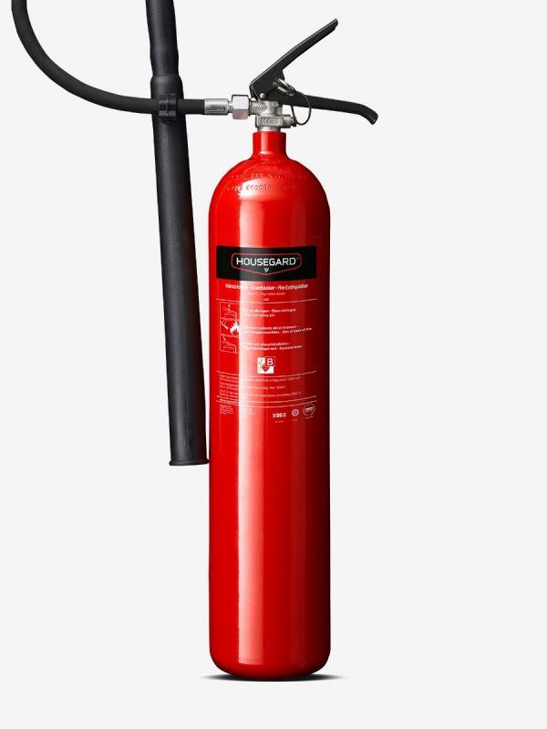 Karbondioksid-slukker 5 kg