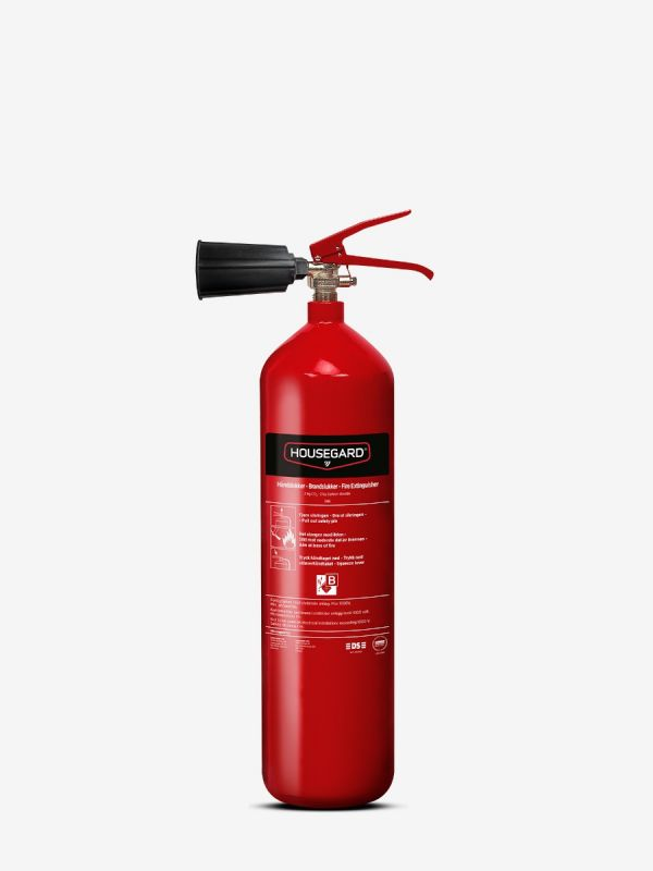Karbondioksid-slukker 2 kg